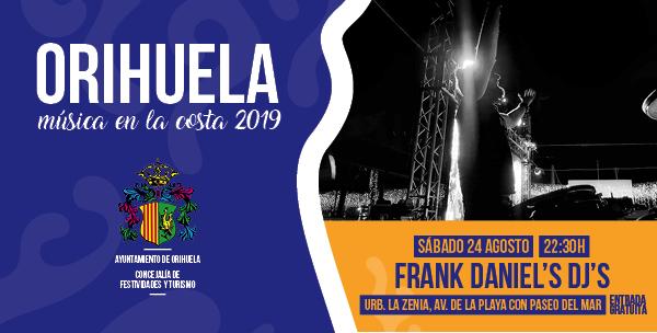 Segundo concierto de 'Orihuela, música en la costa 2019' 6