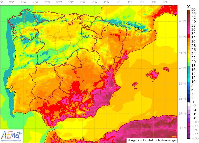 La Vega Baja se prepara para una intensa ola de calor 6