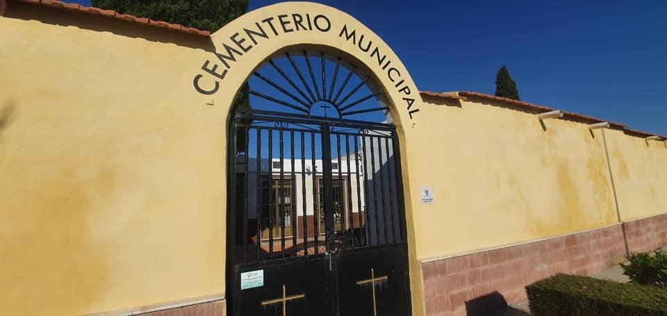 El cementerio de Algorfa abre sus puertas este miércoles 6