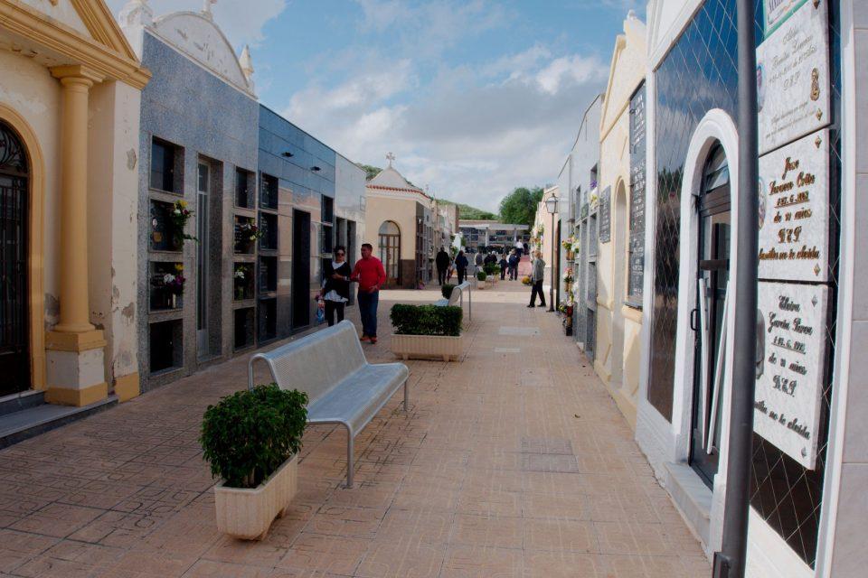 Estas son las medidas para visitar el cementerio de Guardamar del Segura 6