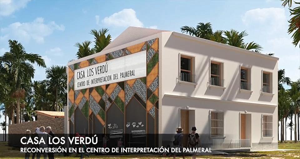 A un paso de las obras de rehabilitación y puesta en valor del Palmeral de Orihuela 6