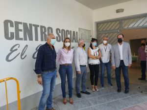 El centro de El Escorratel cierra sus puertas con el 90% de la población mayor de 12 años vacunada 7