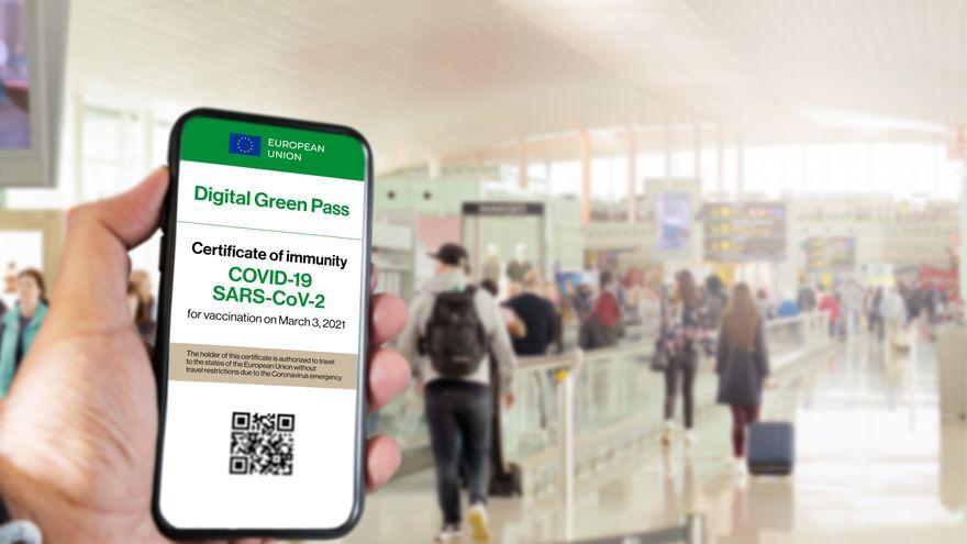 La Comunidad Valenciana comienza a emitir el certificado COVID Digital de la Unión Europea 6