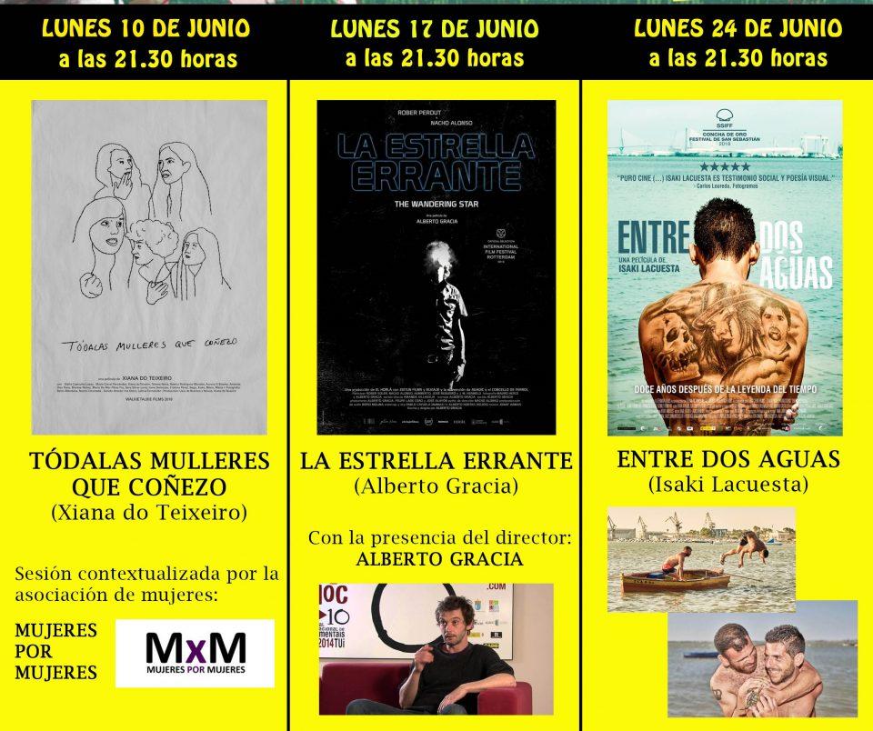 El cine de verano del Ateneo ya tiene programación para junio 6