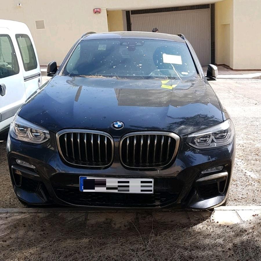 La Policía Local recupera en Orihuela Costa un vehículo de alta gama valorado en 80 mil euros 6