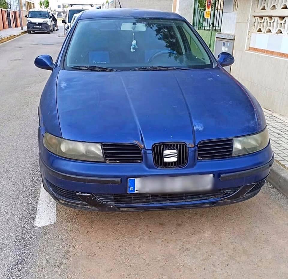 Un hombre viaja de San Javier a Pilar de la Horadada y sin carnet de conducir 6