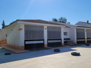 En marcha la segunda fase de las obras de mejora del Colegio Antonio Sequeros de Benejúzar 7