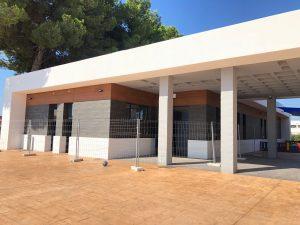 Finalizan las obras del CEIP San Bartolomé y CEIP Ntra. Sra. del Pilar de La Campaneta 9
