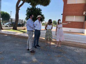 Finalizan las obras del CEIP San Bartolomé y CEIP Ntra. Sra. del Pilar de La Campaneta 8
