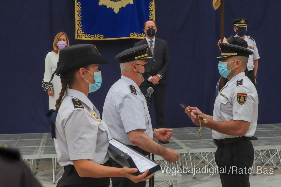 FOTOGALERÍA | Entrega de bastón de mando al Comisario de la Policía Nacional de Orihuela 6