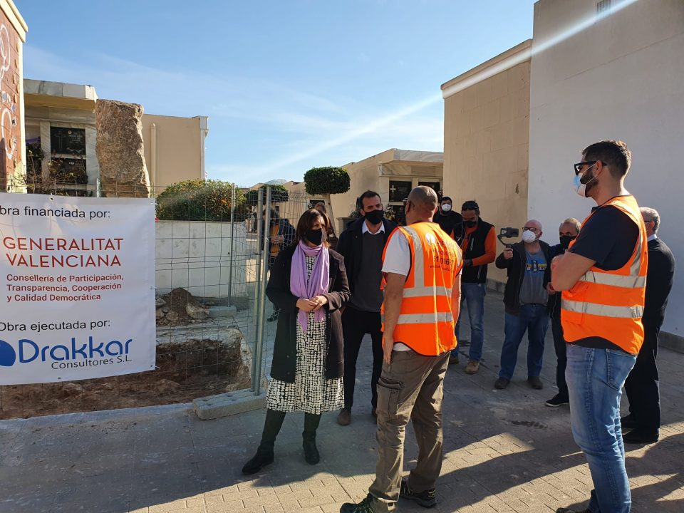 Comienzan los trabajos de exhumación de víctimas de la Guerra Civil y la dictadura franquista en Orihuela 6