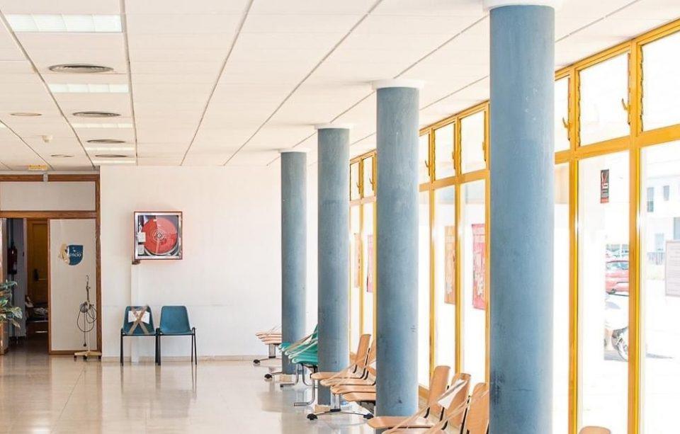 Sanidad publica la licitación de las obras de ampliación y reforma del consultorio de Cox 6
