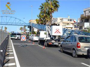 La Guardia Civil continúa con grandes despliegues para el cumplimiento del cierre perimetral 8
