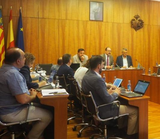 Ciudadanos rechaza el Proyecto de Presupuestos del Ayuntamiento de Orihuela 6