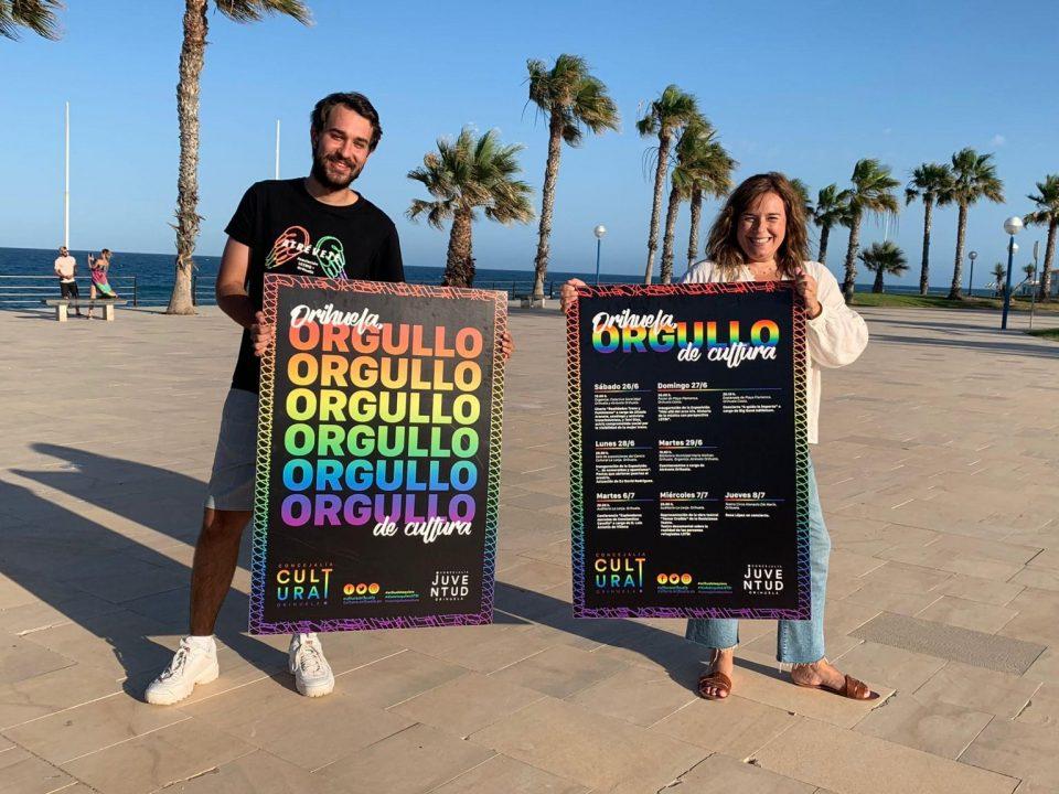 La Prohibida, pregonera del Orgullo en Orihuela 6