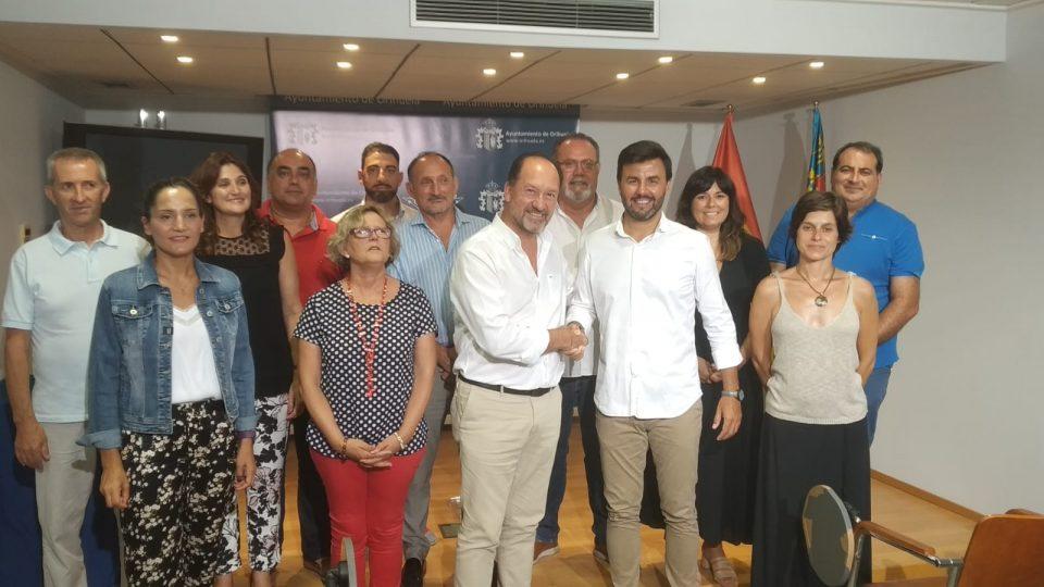 PP y Ciudadanos cierran un pacto para gobernar Orihuela en coalición 6