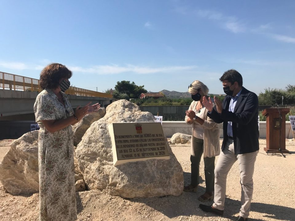 Almoradí conmemora la DANA de 2019 6