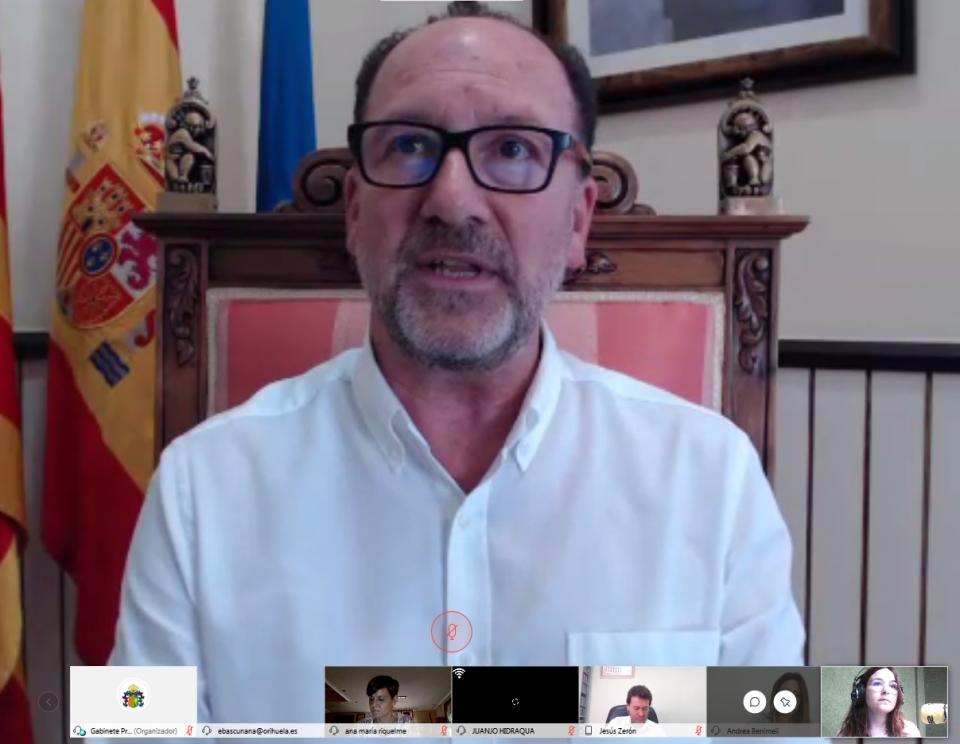 Bascuñana enviará una carta a Puig y Sánchez para reclamar las ayudas por la DANA 6