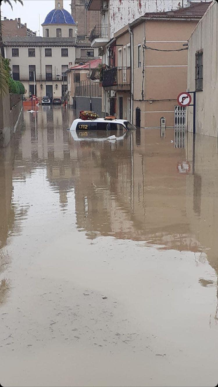 Orihuela mejora su plan frente a inundaciones, finaliza el de riesgos forestales y trabaja en el de seísmos 6