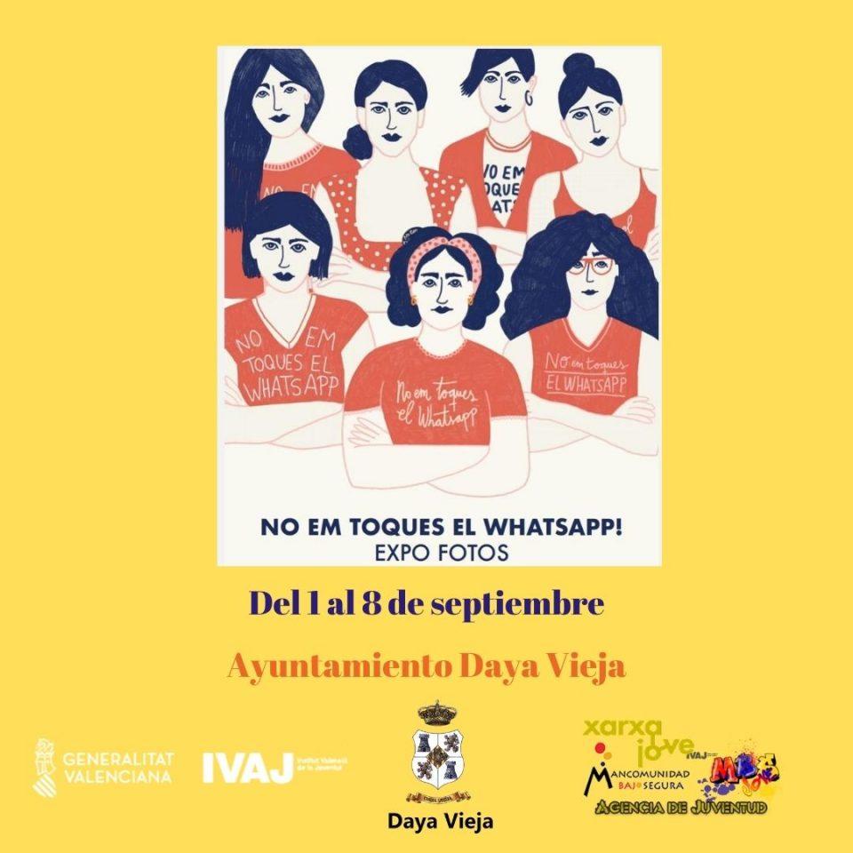 Daya Vieja acoge una exposición en contra de la violencia de género 6