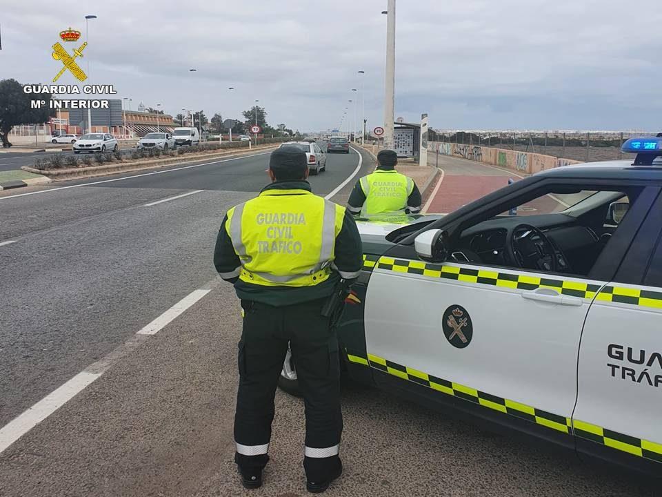 Ingresa en prisión un conductor que circuló más de un km en sentido contrario en Torrevieja 6