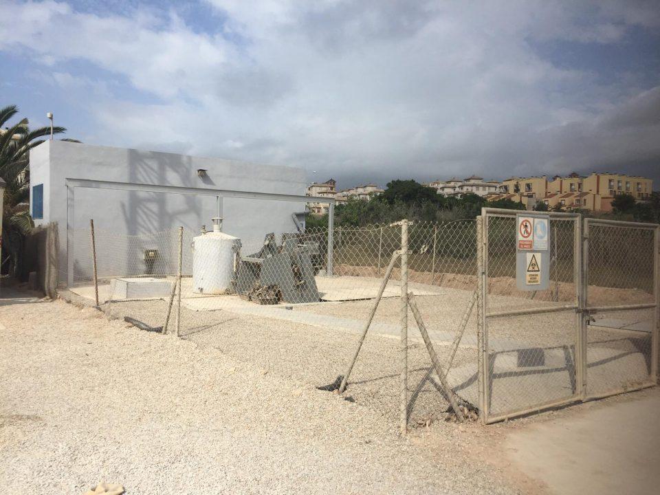Avanza el proyecto de mejora de la depuradora de Orihuela Costa 6