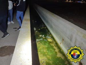 La Policía Local de Albatera desmantela un botellón con 13 jóvenes 7