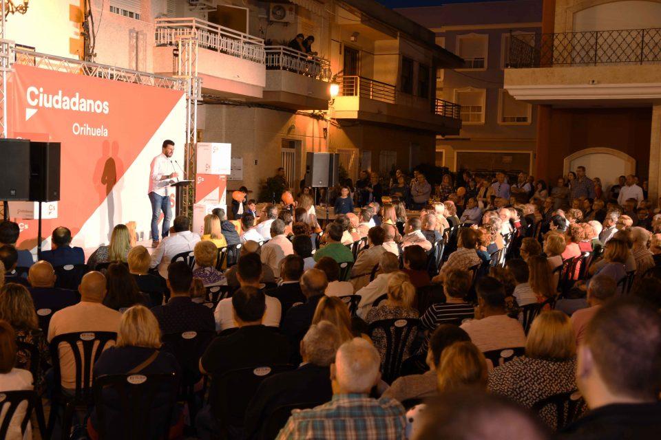 Desamparados se vuelca con José Aix (Ciudadanos) 6