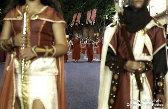 Ilusión infantil en los Moros y Cristianos de Orihuela 7