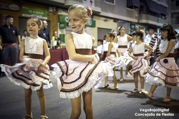 Ilusión infantil en los Moros y Cristianos de Orihuela 14