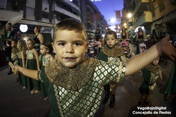 Ilusión infantil en los Moros y Cristianos de Orihuela 16