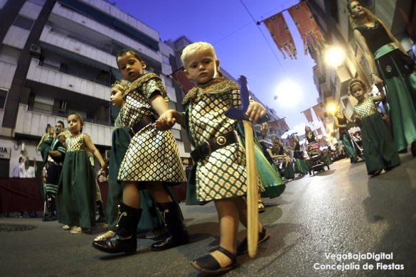 Ilusión infantil en los Moros y Cristianos de Orihuela 17