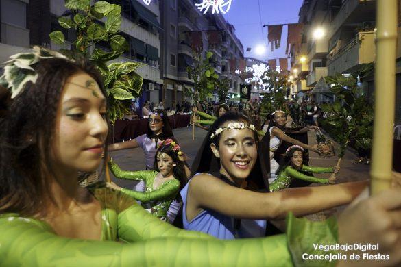 Ilusión infantil en los Moros y Cristianos de Orihuela 18