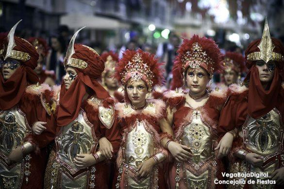 Ilusión infantil en los Moros y Cristianos de Orihuela 26