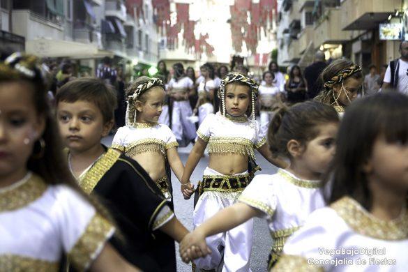 Ilusión infantil en los Moros y Cristianos de Orihuela 33