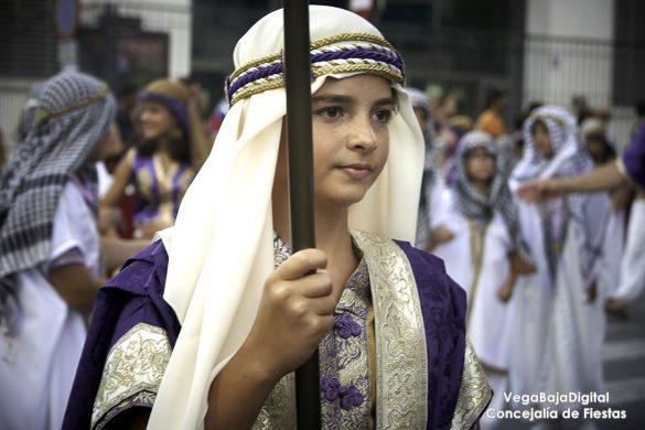 Ilusión infantil en los Moros y Cristianos de Orihuela 37