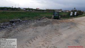 La CHS autoriza la retirada del camión y puente desplomado en el cauce del río cerca de Orihuela 7