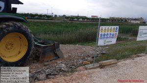 La CHS autoriza la retirada del camión y puente desplomado en el cauce del río cerca de Orihuela 8