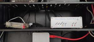 Proyecto Mastral instala el primer detector de rayos en la Vega Baja 8