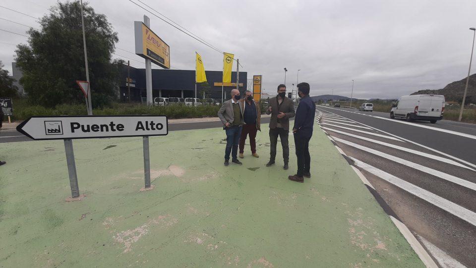 La Diputación destina más de 1,6 millones de euros para la mejora de infraestructuras en Orihuela 6