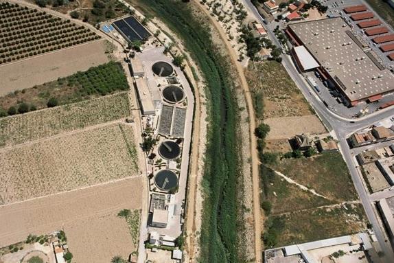 El Consell autoriza la reforma de la planta depuradora de Orihuela-Casco 6