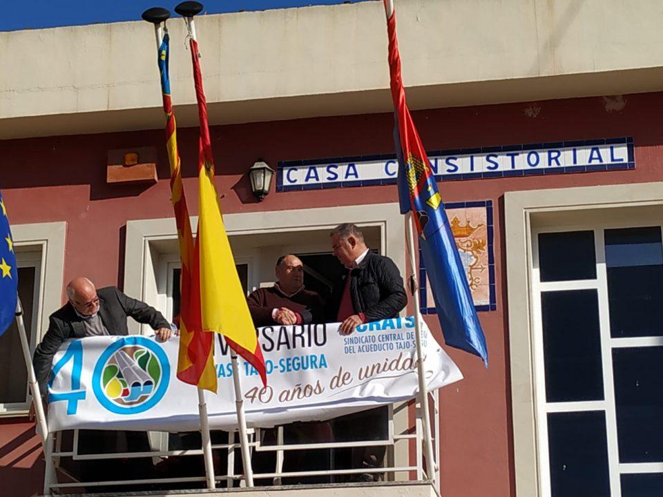 Benferri se suma a la defensa del Trasvase Tajo-Segura 6