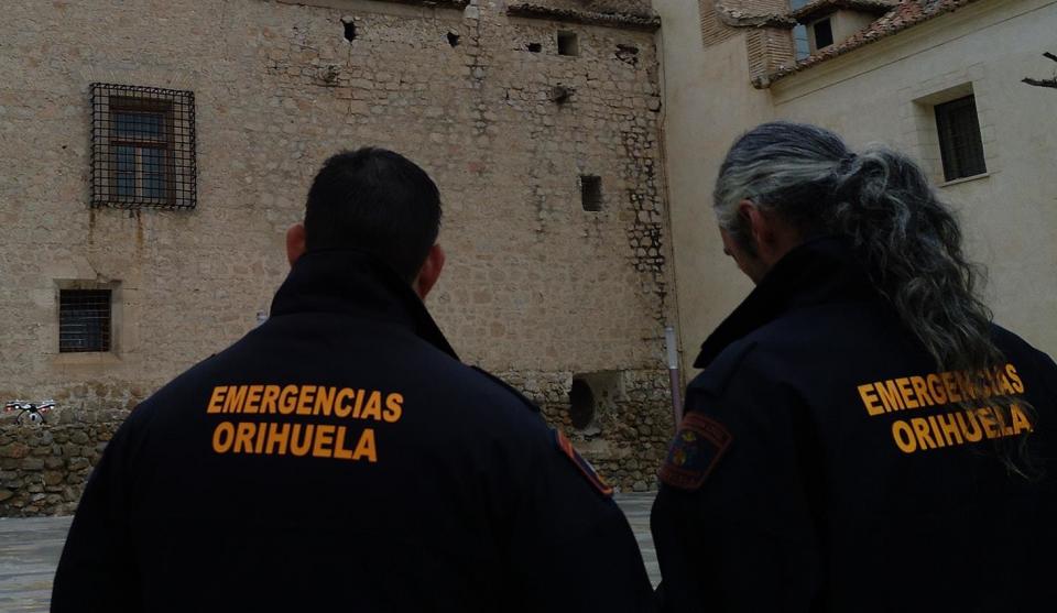 Orihuela pone en marcha un dispositivo para atender a las personas sin hogar por la ola de frío 6