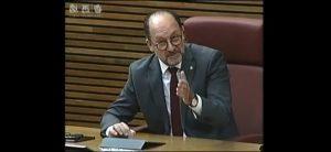 Bascuñana reclama actuaciones urgentes en la Comisión de la Dana en las Cortes Valencianas 7