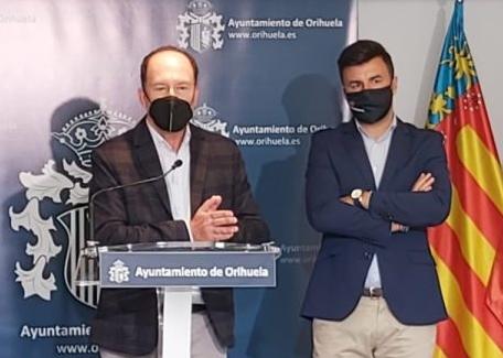 PP y Cs: aumenta la tensión entre el equipo de gobierno de Orihuela 6