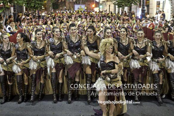 El Bando Moro de Dominique Giménez conquista Orihuela 25