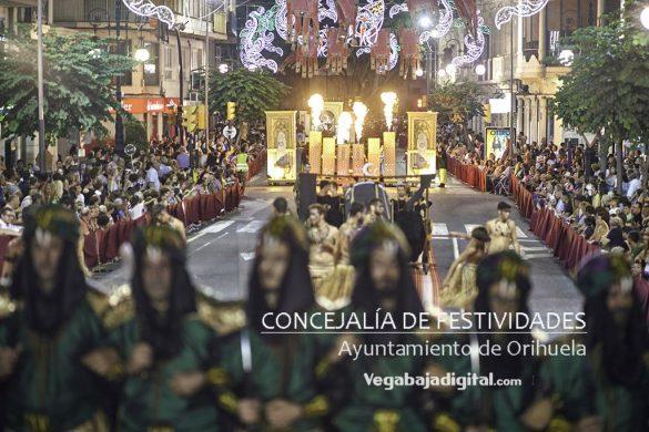 El Bando Moro de Dominique Giménez conquista Orihuela 21