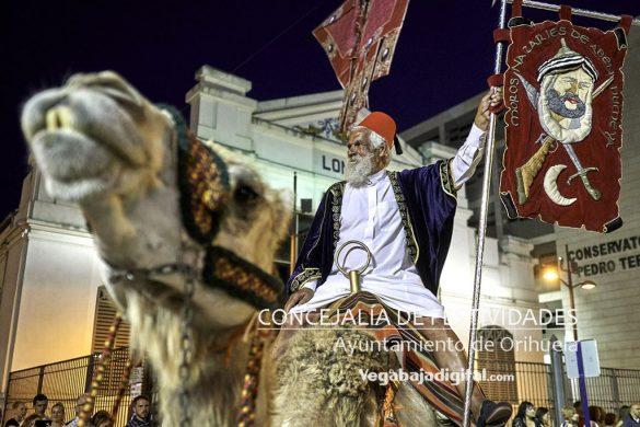 El Bando Moro de Dominique Giménez conquista Orihuela 10