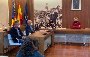 Guardamar inicia un nuevo taller de empleo para la mejora de espacios del entorno del Castillo 7