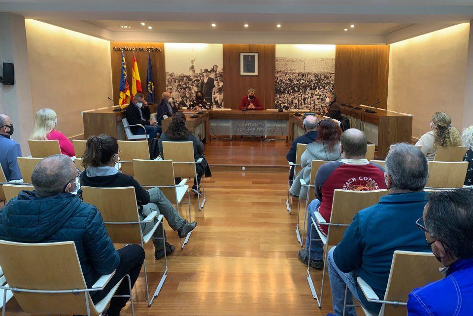 Guardamar inicia un nuevo taller de empleo para la mejora de espacios del entorno del Castillo 6